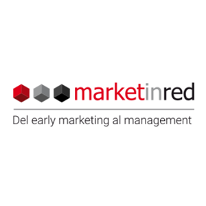 market in red